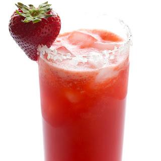 Fresh Strawberry Margarita.