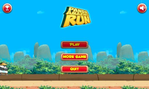 Panda Ninja Amazing Run