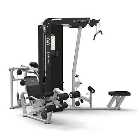 Encore ES3000 Multigym, 3x91 kg