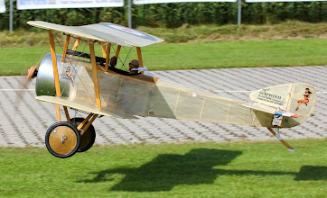 Photo: 1:3 Sopwith Pup  Emmerich Deutsch  Germany   www.powerbox-systems.com
