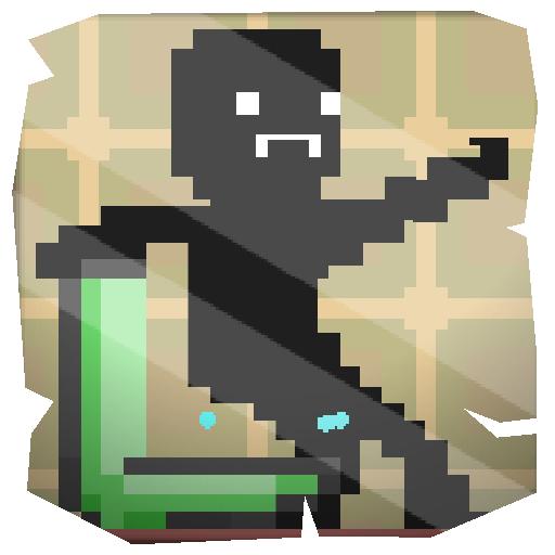 Poord RPG clicker 角色扮演 App LOGO-硬是要APP