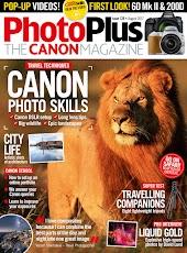 PhotoPlus: the Canon DSLR photo magazine