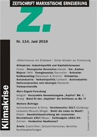 Faksimile: Z 114 Titelseite.