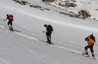 Photo: Aklimatizační výstup na lyžích