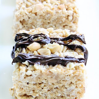 Salted Peanut Honey Bars Recipe