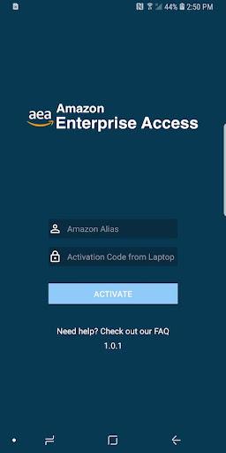 AEA – Amazon Employees 1.0.11 screenshots 2