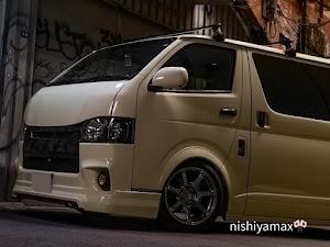 ハイエース TRH200V 27年式のカスタム事例画像 nishiyamax_さんの2021年02月16日14:07の投稿
