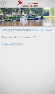 Camping Wedderbergen- screenshot thumbnail