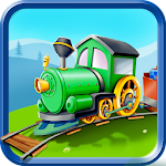 Kid's Train - educational game