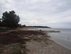Photo: Konture nove plaže
