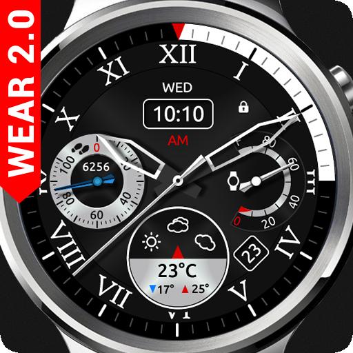 Royal Steel Watch Face (app)