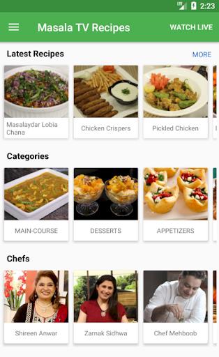 Masala TV Recipes (Urdu) 1.1 screenshots 3