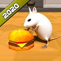 Mouse Simulator 2020 - Rat and Mouse Game icon