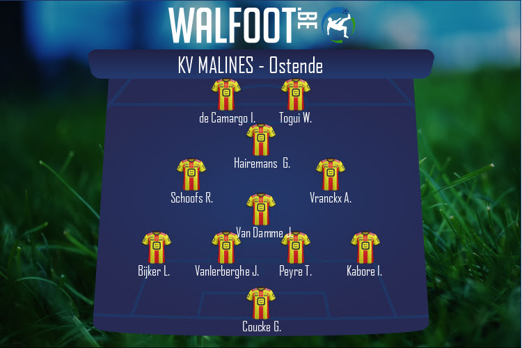 KV Malines (KV Malines - Ostende)
