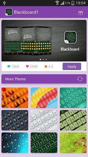 Emoji Keyboard-Blackboard1