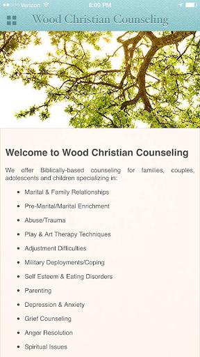 Wood Christian Counseling