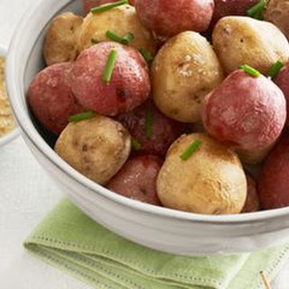 Red Potato and Onion Bake