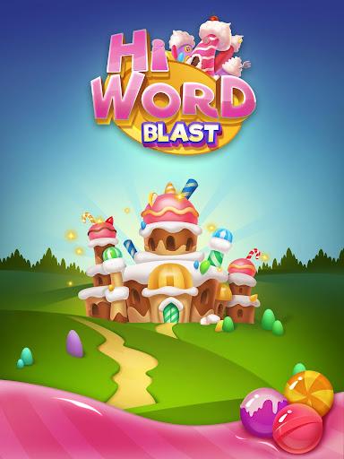 Hi Word Blast - Candy Brain Puzzle Games 1.0.9 screenshots 10
