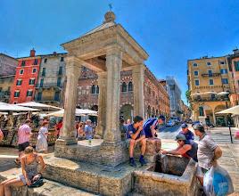 Photo: Street life in Verona