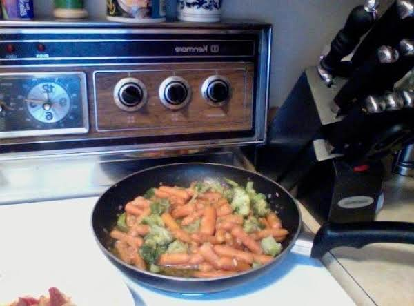 Broccoli-carrot Duo