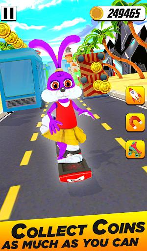 Bunny Runner: Subway Easter Bunny Run 3 screenshots 10