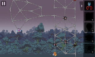 Screenshot of Greedy Spiders 2