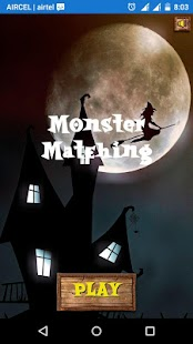 Monster Matching - náhled