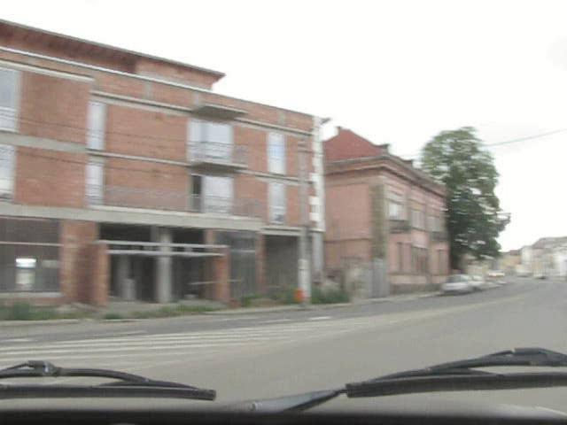 Video: Str. Avram Iancu, Andrei Muresanu -  video din masina mica - 2010.07.07
