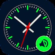 Speaking Clock Master : Alarm Clock & Voice Time