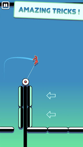 Stickman Hook - screenshot