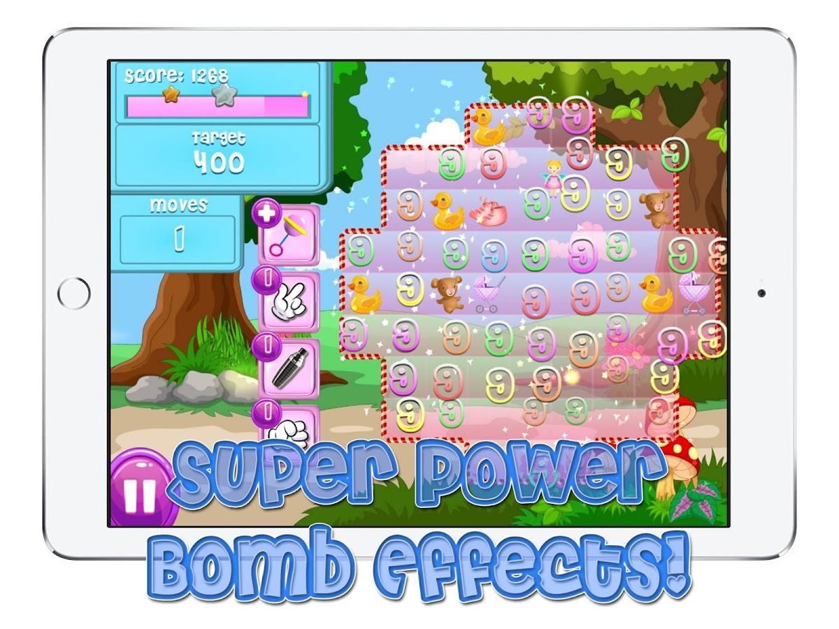 Baby Boomz - Cutest Match-3!!- screenshot