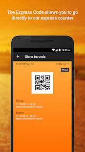Sixt Rent a Car- screenshot thumbnail