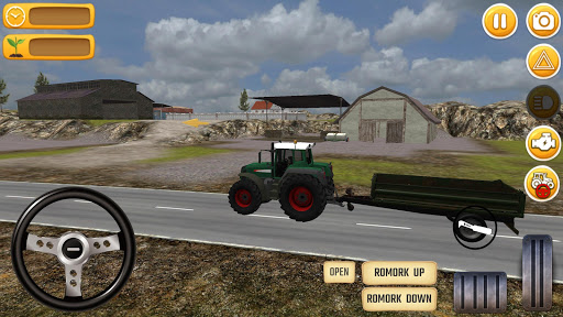 Tractor Farm Simulator Game 1.5 screenshots 7
