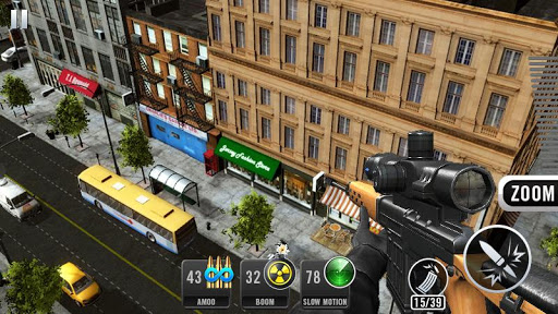 Sniper Shot 3D: Call of Snipers screenshot 3