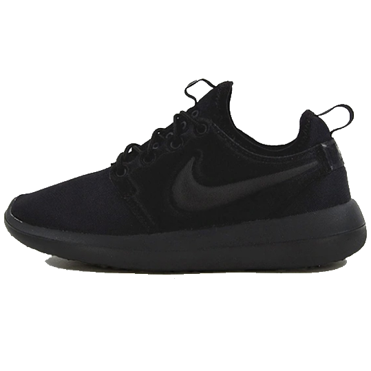 Nike Roshe Two Women Black/Black Stl: 38
