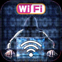 WiFi Password Hacker Simulator Password Breaker