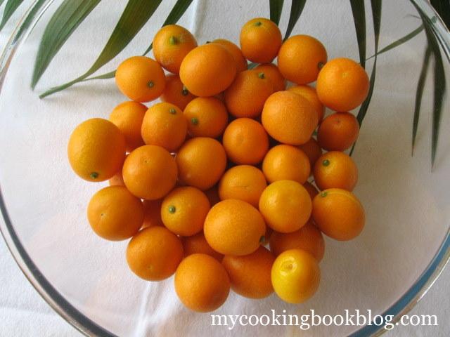 Сладко от Кумкуат (Kumquat) с ванилия