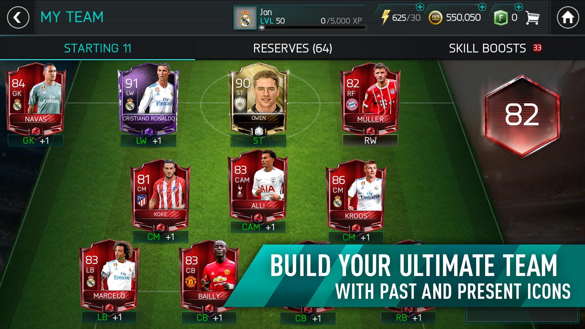 Fifa Soccer Mod Apk (Unlimited money/ Mod) 6