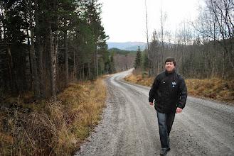 Photo: Stormyra Rundt, november 2009