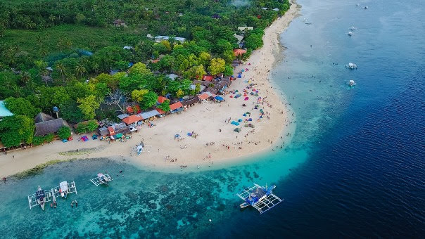 Oslob Beach, Cebu