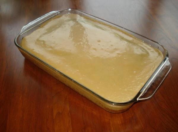Buttermilk Fudge Cake Recipe