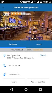 Sports Bar Finder- screenshot thumbnail