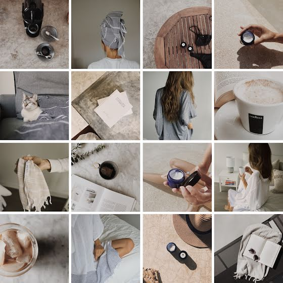 Lifestyle Collage - Instagram Post Template