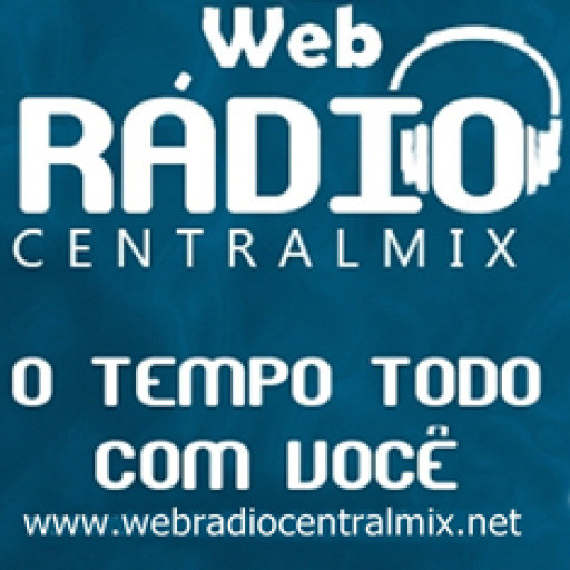 Web Radio Central Mix: captura de tela