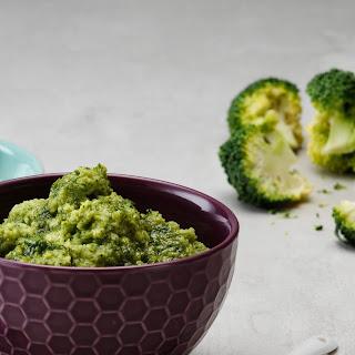 Low-Carb Broccoli Mash Recipe