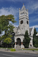 Photo: Kingston ist bekannt für die Sandsteinbauten