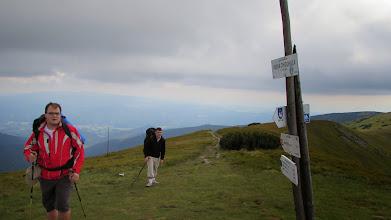 Photo: Nejvyšší bod dne.