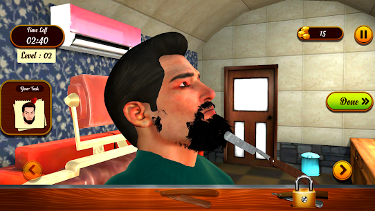 Barber Shop Simulator 3D Mod Apk 4
