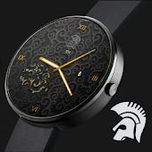 Precious Time 3D Watchface