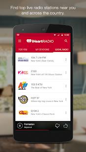 iHeartRadio Free Music & Radio Screenshot 5